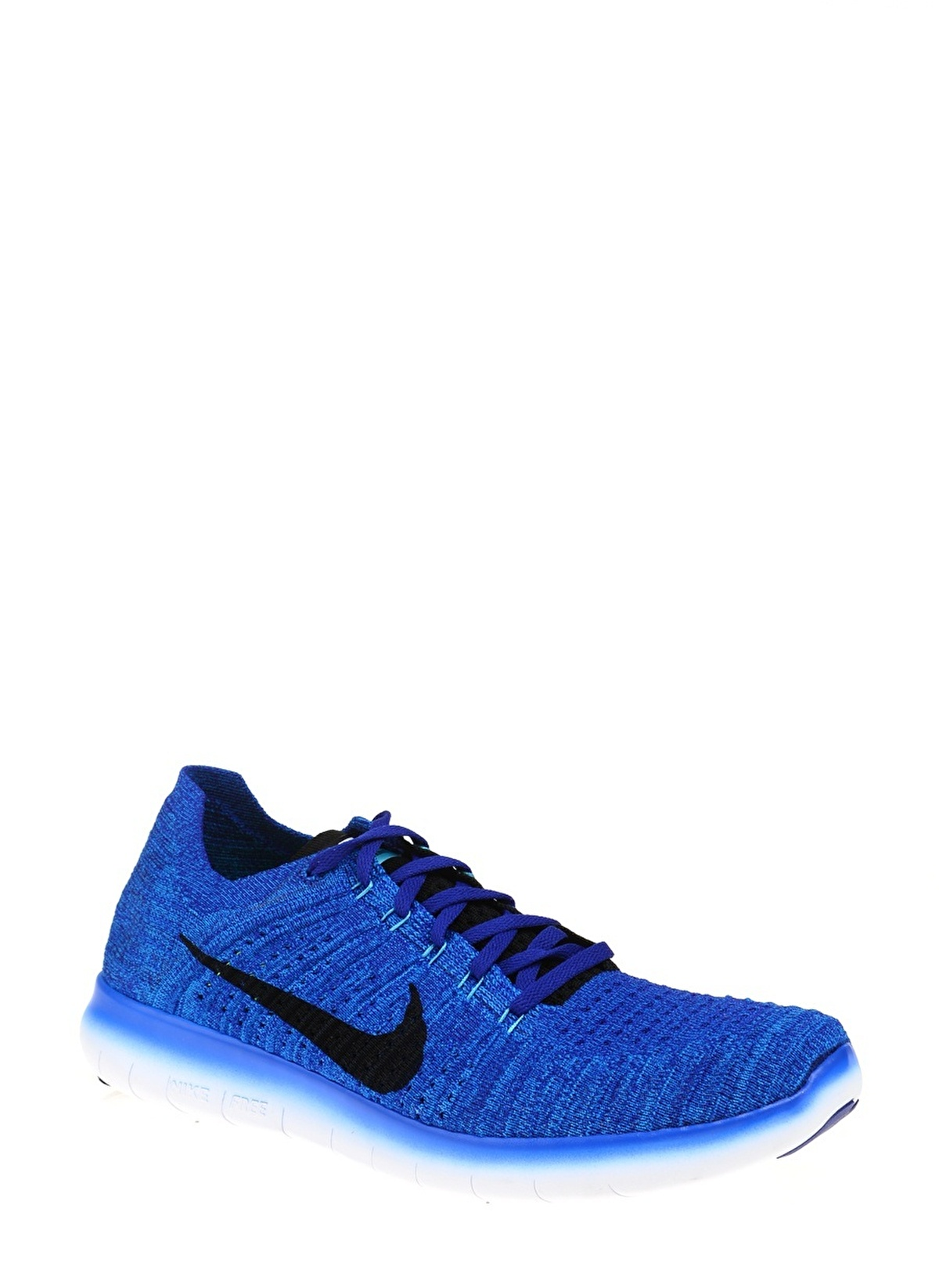 b7a91e19c5eb Nike Erkek Nike Free Rn Flyknit Concord Black-Pht Blue-Gmm Bl ...